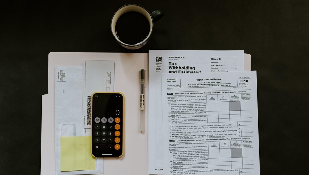 Dokumenty, v nichž se vyplňuje sleva na dani.