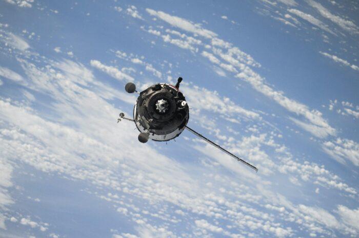 Sputnik 1 byla první umělá vesmírná družice