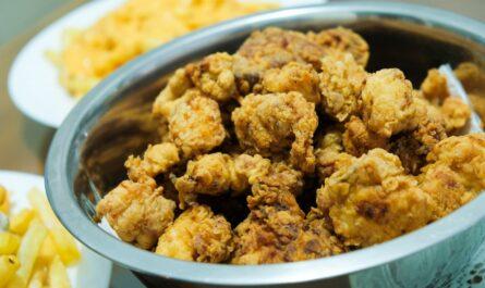 Nezdravé tuky se nachází především ve smaženém jídle.