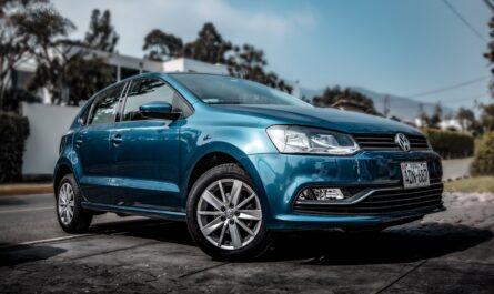Nové auto, na které můžete získat výhodný úvěr nebo leasing.
